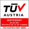 logo certificato iso 9001